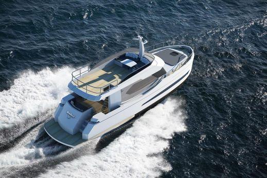 2016 Naval Yachts GreeNaval 50 Hybrid Yacht