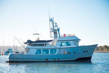 1990 Seaton Expedition Yacht Seaton