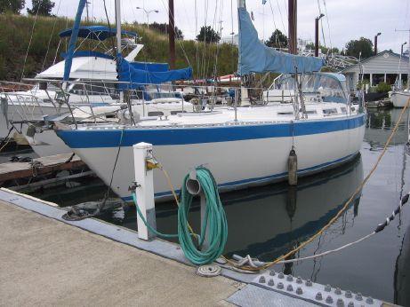 1986 Wauquiez Hood 38 MK II