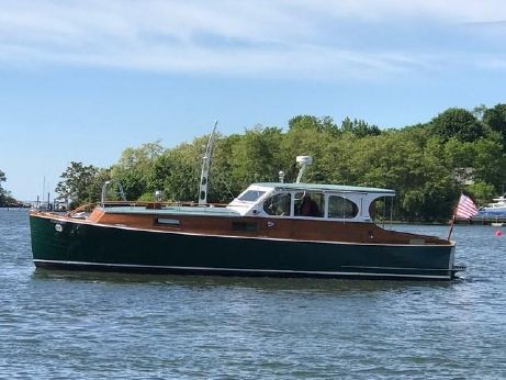 1949 Consolidated 40 Commuter  Playboat