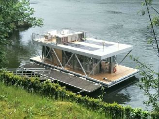 2018 Houseboat FLOATWING HOUSE BOAT