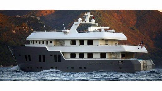 2010 Custom Steel Explorer Motoryacht 35m
