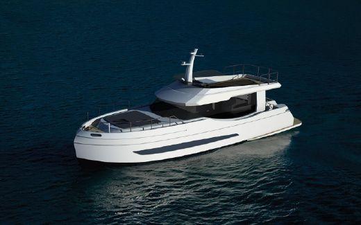2018 Naval Yachts GreeNaval 50 Al Hybrid Yacht