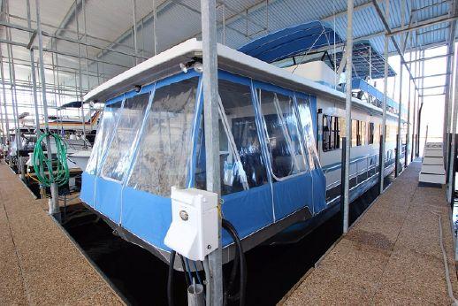 1989 Sumerset 14x72 Houseboat