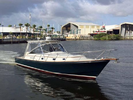 1997 Little Harbor WhisperJet 40