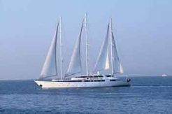 2004 Two Masted Sail Cruiser 50m