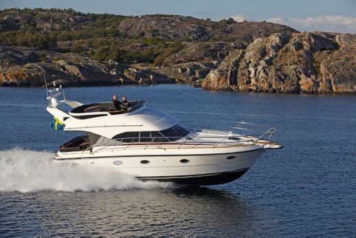 2015 Nord West 430 Flybridge