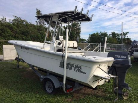 2009 Carolina Skiff 178 DLV