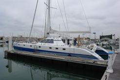 1992 Custom Catamaran 60
