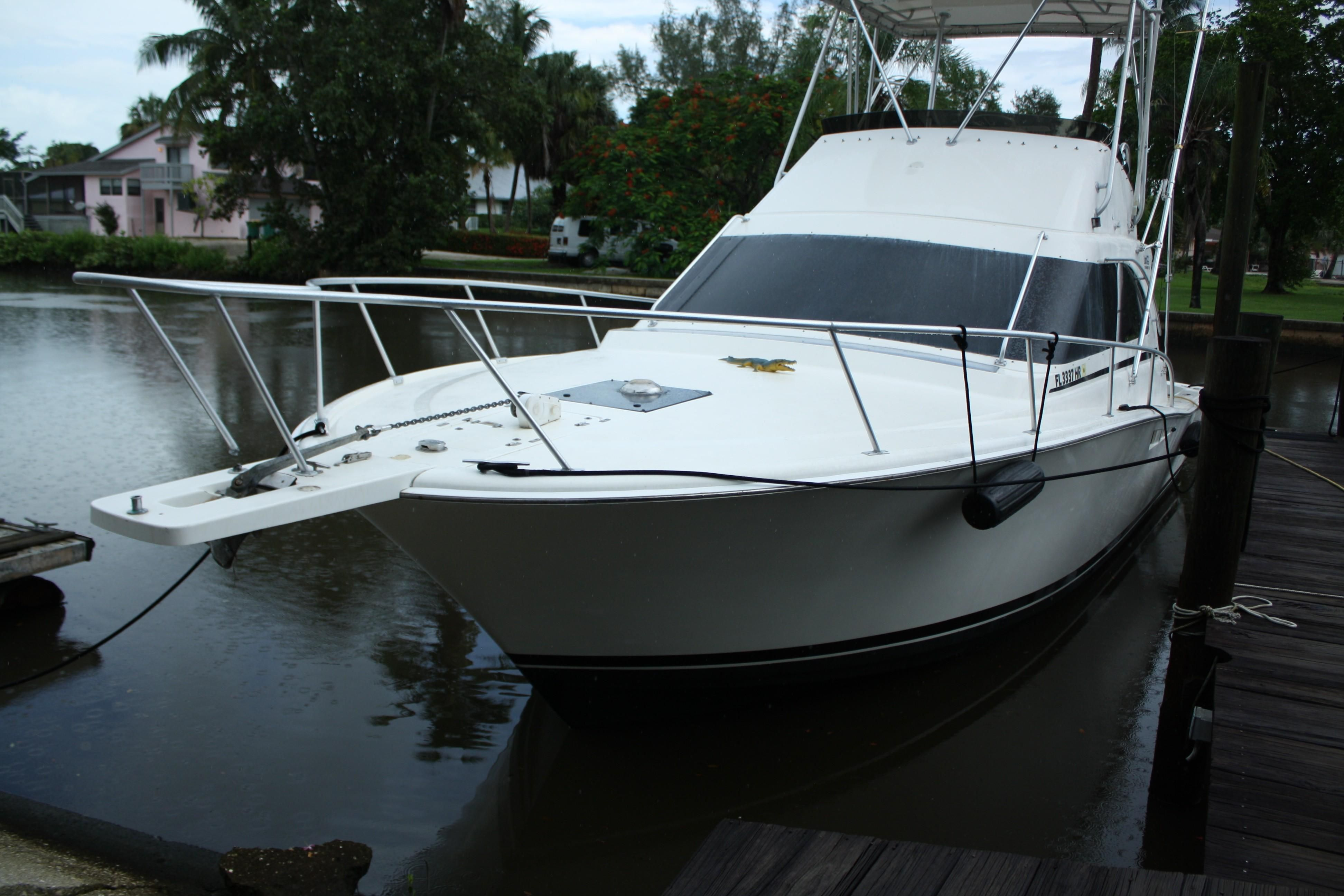 1992 Luhrs Tournament 350 Power Boat For Sale - www ...