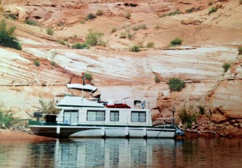 1977 Cruise-A-Home Houseboat