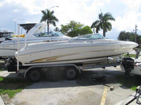 2001 Sea Ray 260 Select Bowrider