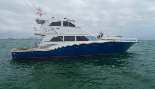 2004 Sea Force Ix 81.5 Enclosed Bridge