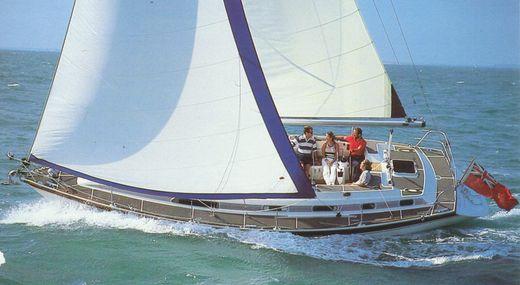 1996 Westerly Oceanranger 38