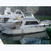 1981 Hatteras 50 convertible fly