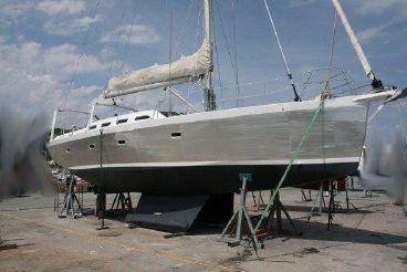 2009 Alutech Marine A43