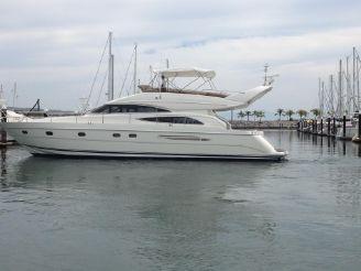 2006 Princess  Yachts Viking Edition P61