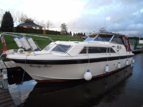 1980 Fairline Mirage