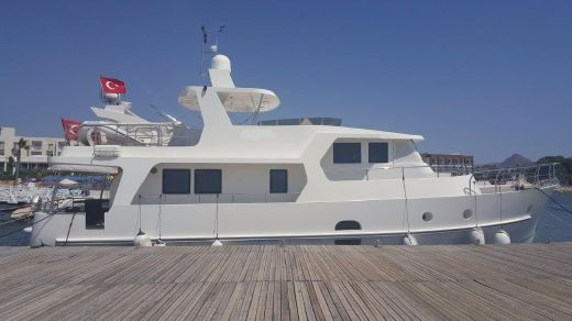 2010 Custom Composite Trawler