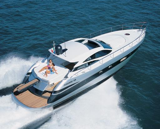 Pershing 50 Type Motor. Please contact Ekka Yachts for additional ...