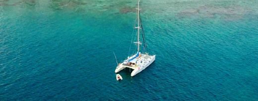 2001 Outremer 55 Light
