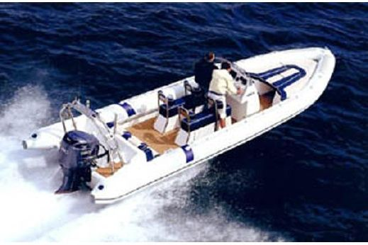 2010 Cobra Ribs Nautique 8.6m