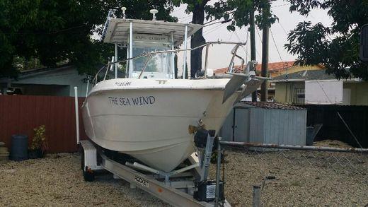 1998 Vip 266 Sea Stealth
