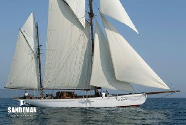 1897 Summers & Payne Classic Ketch 1897
