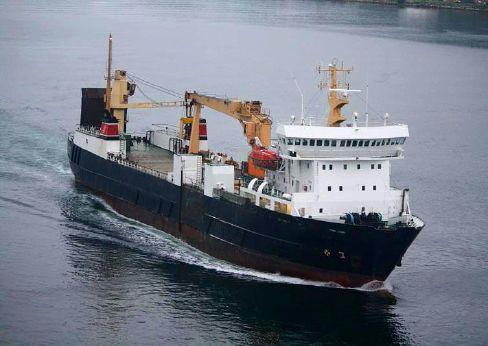 1981 Custom RORO Cargo