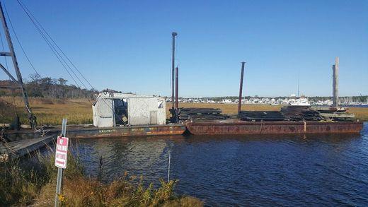 1983 Push Tug Barge