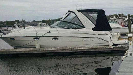 2009 Monterey 320 Sport Yacht