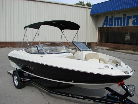 2015 Stingray 198 LX SPORT DECK