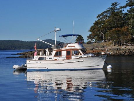 1985 Monk 36 Single Diesel Trawler