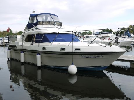 1990 Fairline Turbo 36