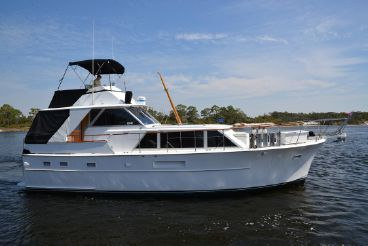 1971 Hatteras 44 Motor Yacht