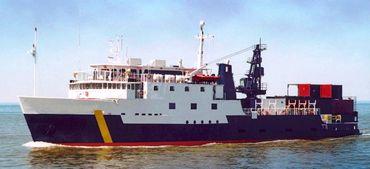 1974 Custom ROPAX Vessel