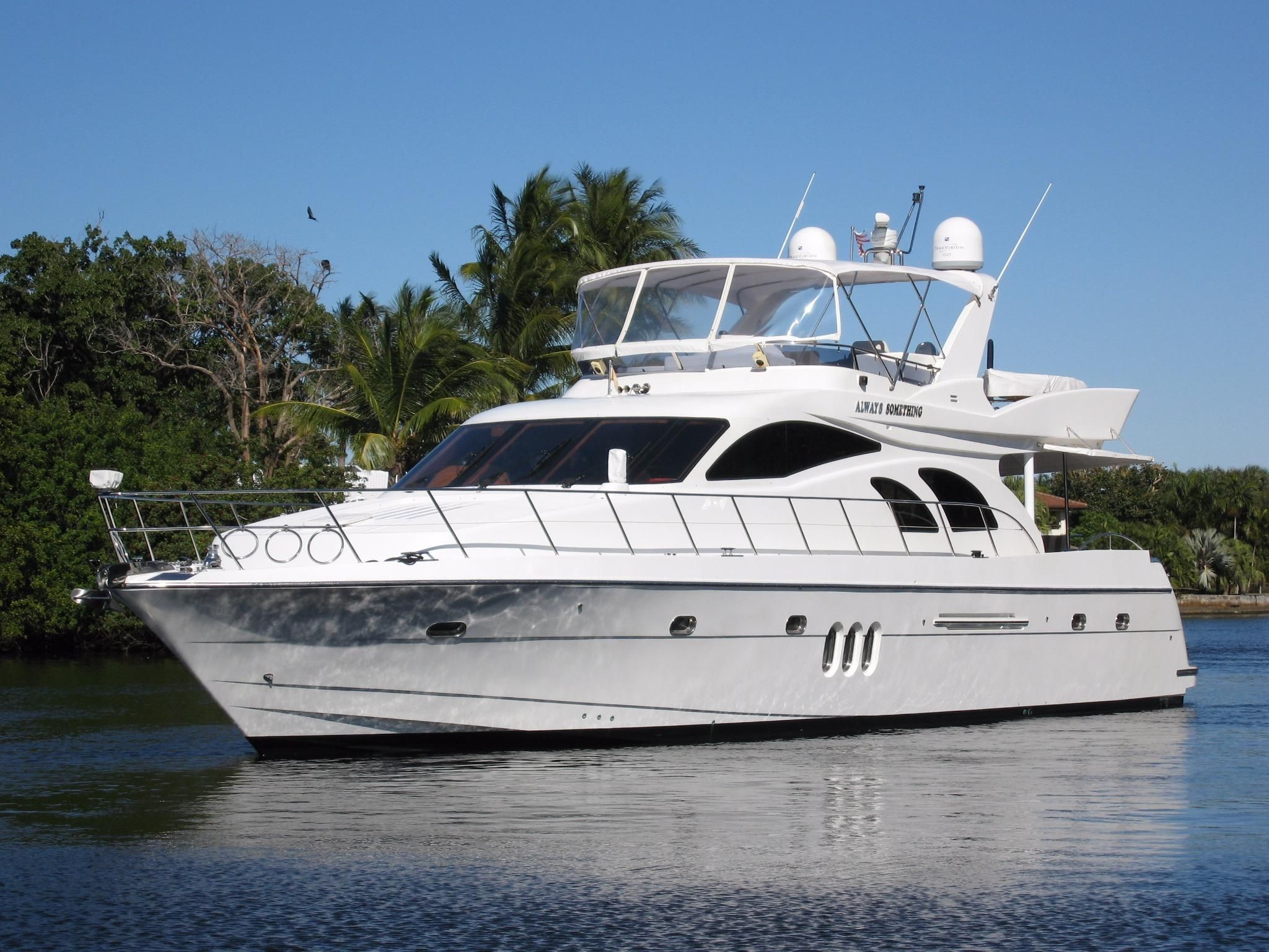 2009 grand harbour 67 motoryacht power boat for sale www for Motor yachts for sale in florida