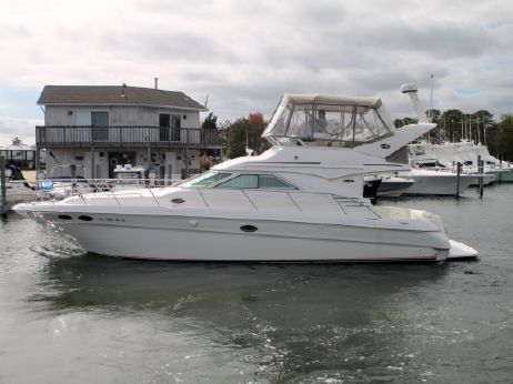 2002 Sea Ray 40 Sedan Bridge