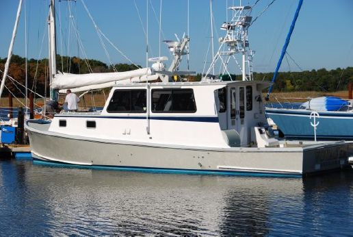 2006 Young Brothers Downeast Cruiser