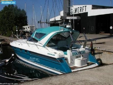 1993 Fairline (gb) Fairline Targa 41