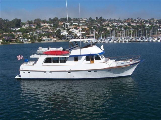1974 Jones Goodell Long Range Cruiser Power Boat For Sale   www yachtworld  com. 1974 Jones Goodell Long Range Cruiser Power Boat For Sale   www
