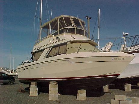 1986 Chris-Craft Commander