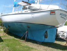 1977 Gulf Craft sail