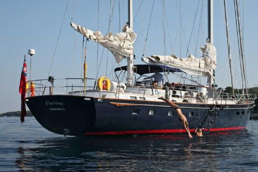 1986 Ron Holland 86 Ketch