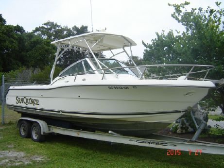 1995 Pursuit 2460 Denali