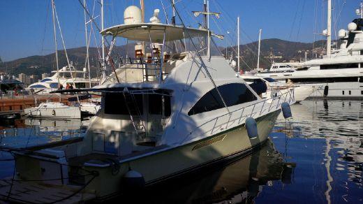 2008 Ocean Yachts 62 sport