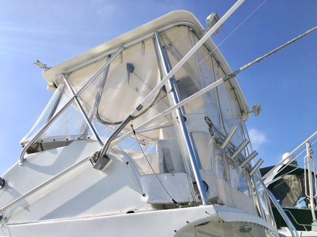Egg Harbor 38 Sportfisher Flybridge