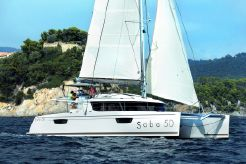 2020 Fountaine Pajot SABA 50