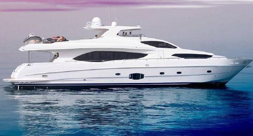 2011 Prestige Yachts Invest Majesty 101