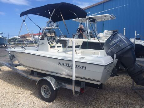 2002 Sailfish 188 CC
